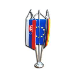 Stolové vlajočky